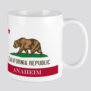 Anaheim, California Mugs